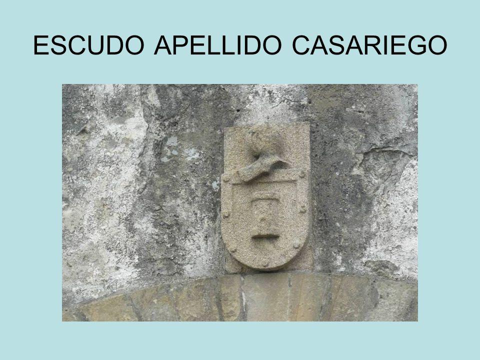 ESCUDO APELLIDO CASARIEGO