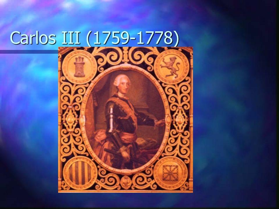 Carlos III (1759-1778)
