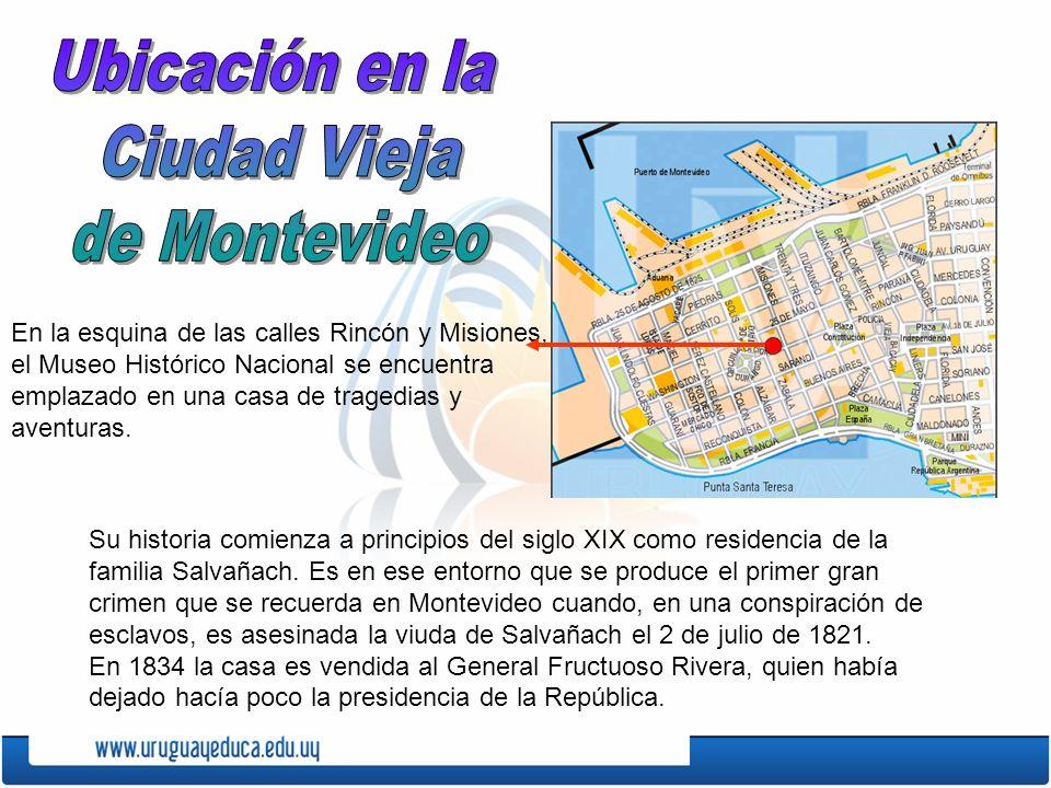 En la esquina de las calles Rincón y Misiones, el Museo Histórico Nacional se encuentra emplazado en una casa de tragedias y aventuras. Su historia co