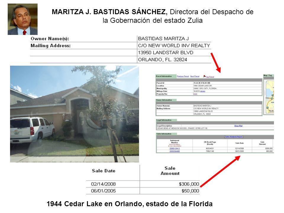 2713 Atherton Dr.en Orlando, estado de la Florida.