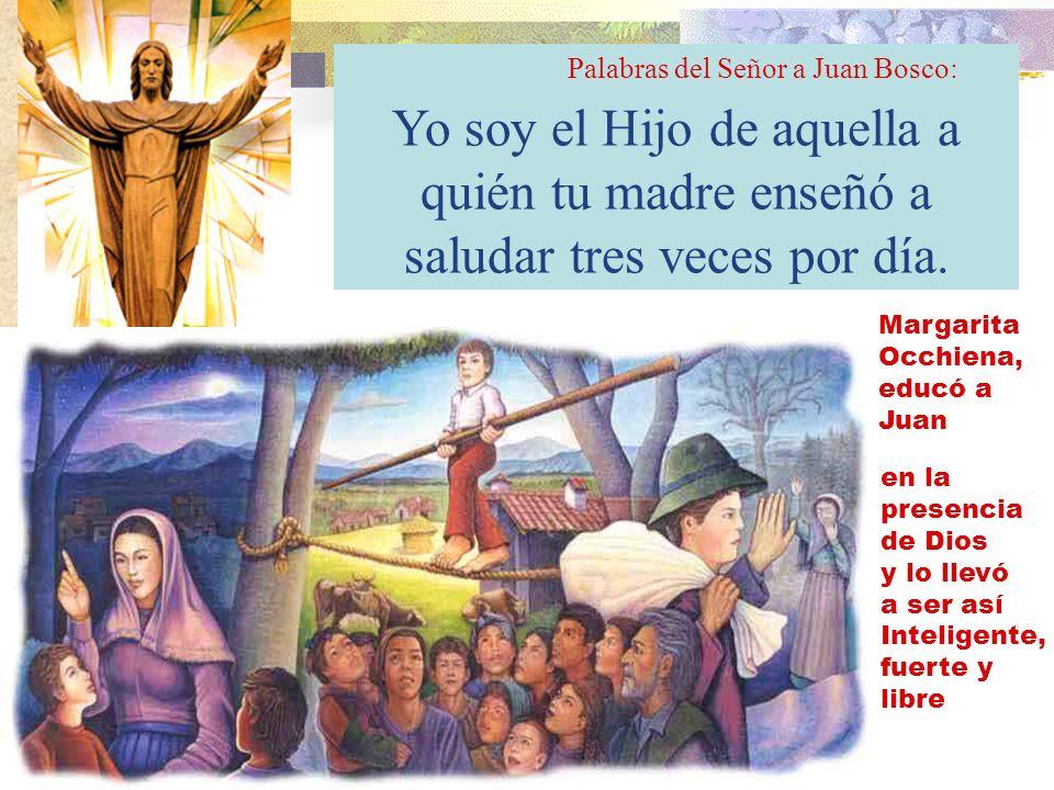 En el 150º Aniversario de su muerte, con gratitud y admiración le tributamos este homenaje. Gracias a ella tenemos a San Don Bosco, padre y maestro de