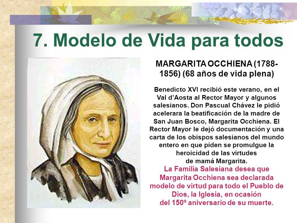 6. Madre en el Oratorio En noviembre de 1846 llegó a la casa del Oratorio y no salió de ella nunca más. Su sacrificio fue muy grande y el más doloroso