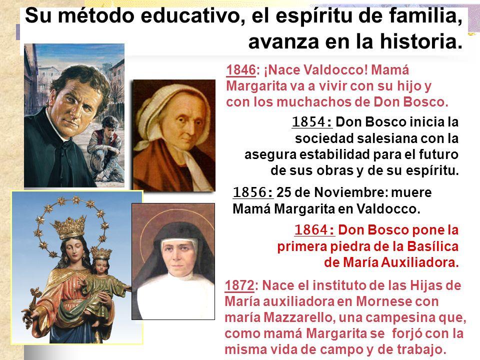 7. Modelo de Vida para todos MARGARITA OCCHIENA (1788- 1856) (68 años de vida plena) Benedicto XVI recibió este verano, en el Val dAosta al Rector May