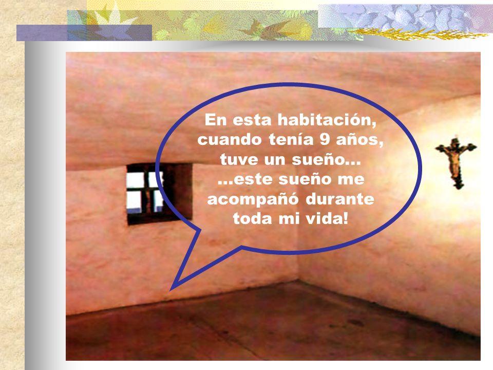 CATEQUISTA DE SUS HIJOS Pascua de 1826, es el día de la Primera Comunión de Juanito.