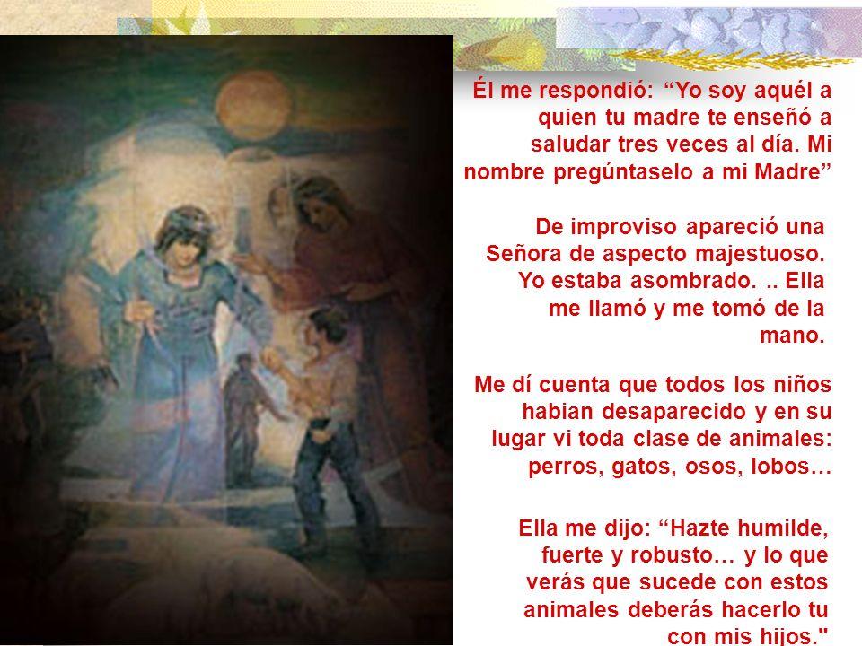 Cuenta san Juan Bosco, sacerdote: Turín, 5 de Junio de 1841.