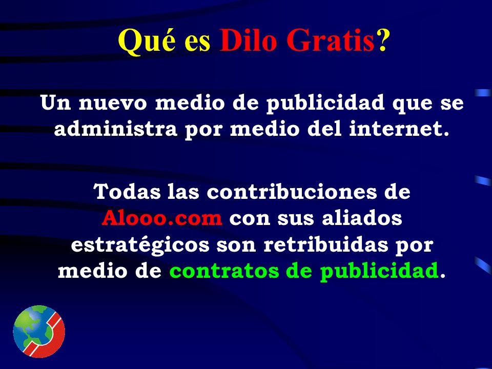 Qué es Dilo Gratis? Un sistema de correo electrónico GRATIS financiado con anuncios, y que se accesa por teléfono. Numeros de Acceso Honduras (504) 22