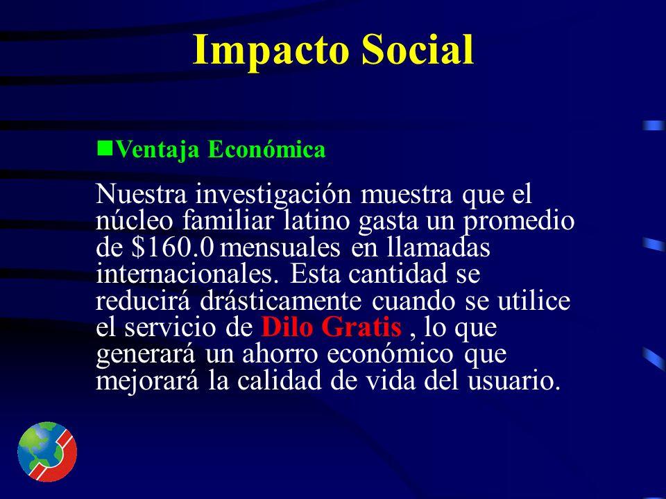Impacto Social mejora la calidad de vida de sus miembros !!