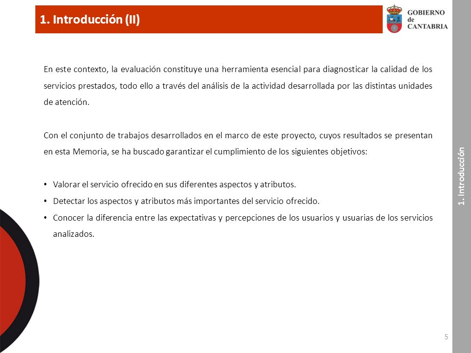 76 4.5 Influencia del perfil del usuario/a (XV) Gobierno de Cantabria Muestra : percepción (700 encuestas) IDENTIFICACIÓN DEL FUNCIONARIO/A 4.
