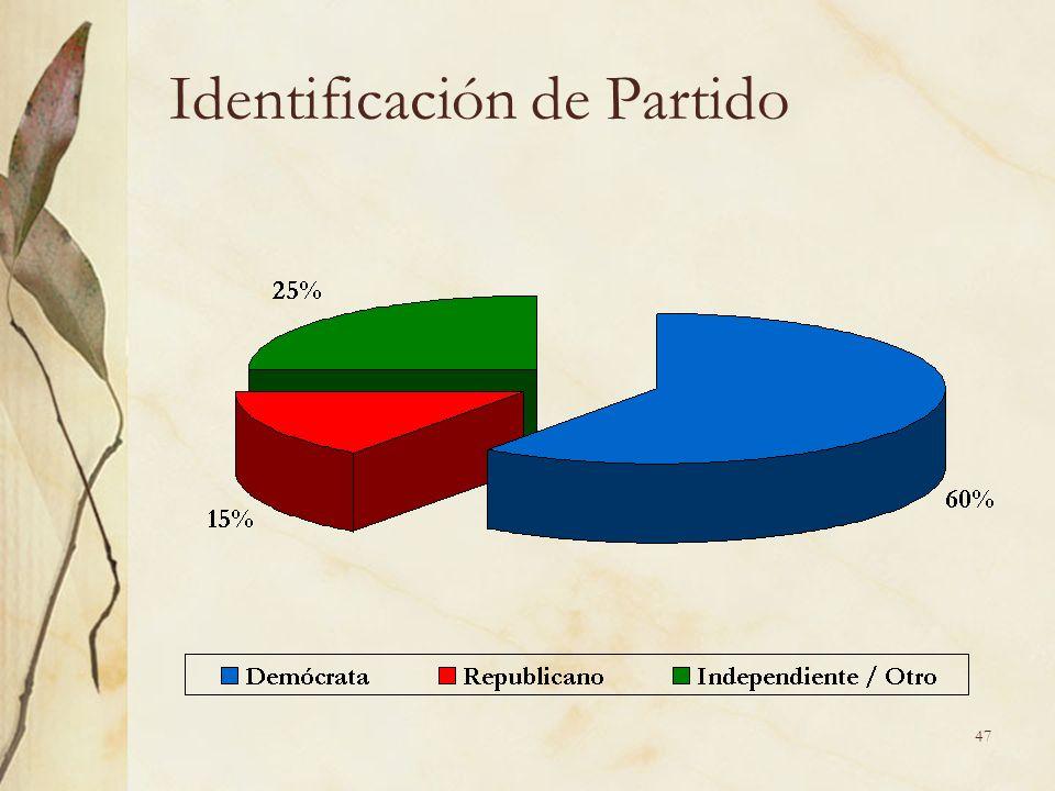 47 Identificación de Partido