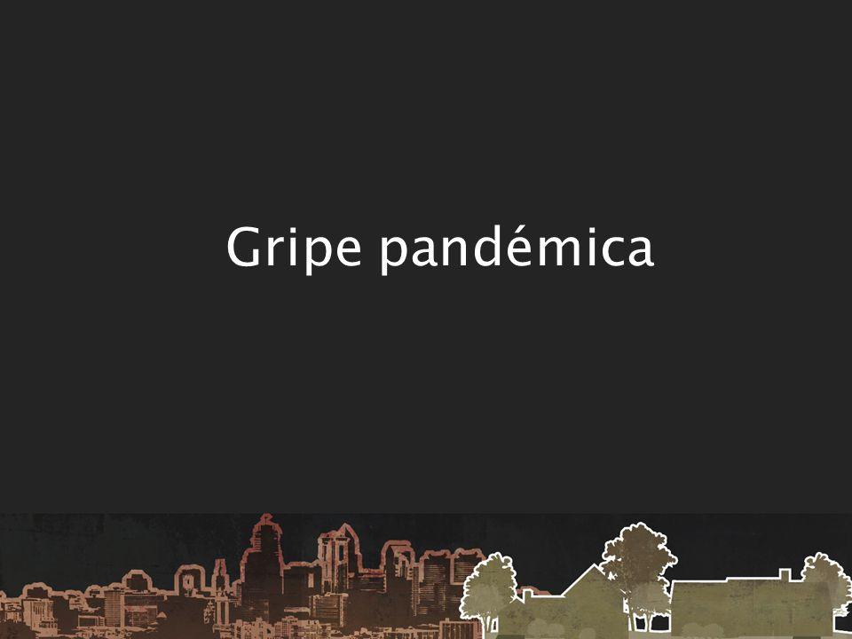 Gripe pandémica