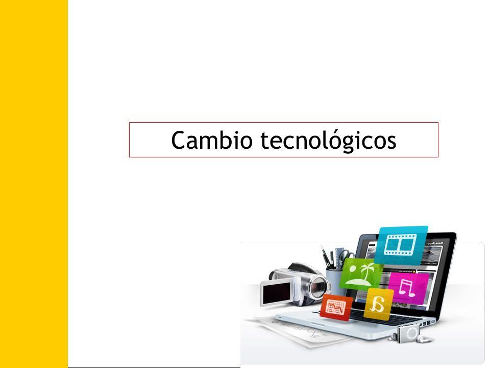 16 Cambio tecnológicos