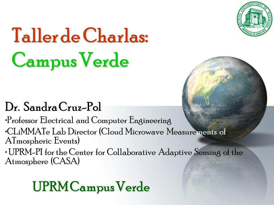 Calentamiento Global y sus Soluciones Dr.