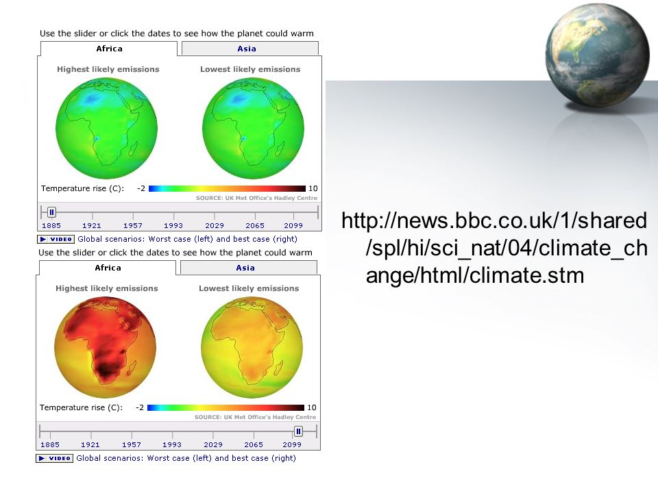 http://news.bbc.co.uk/1/shared /spl/hi/sci_nat/04/climate_ch ange/html/climate.stm