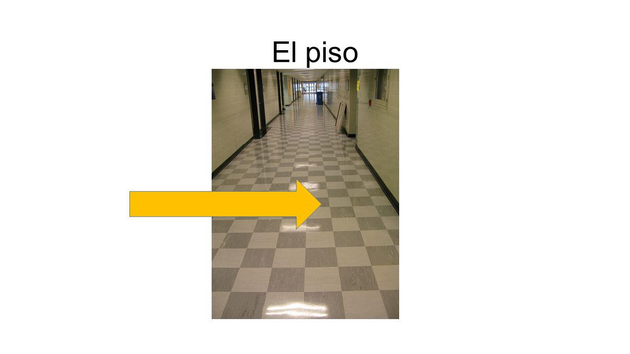 El piso