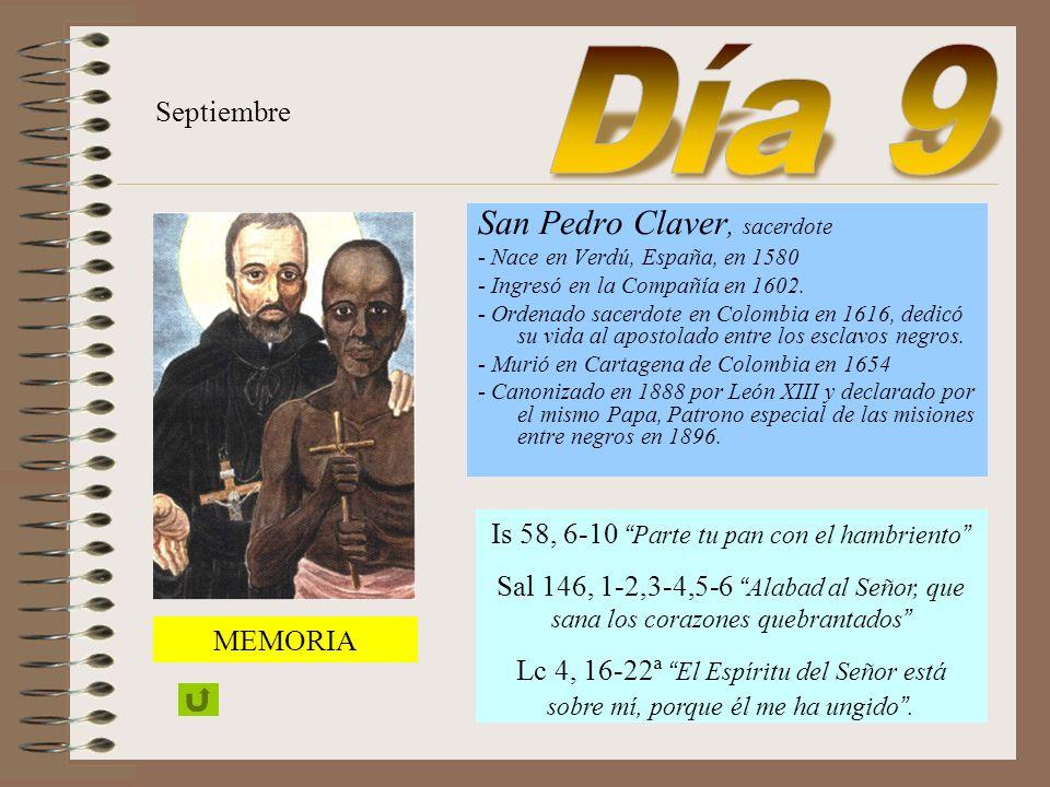 BB. Santiago Bonnaud, sacerdote y compañeros; José Imbert y Juan Nicolás Cordier, sacerdotes; Tomás Sitjar, sacerdote, y compañeros mártires. Septiemb