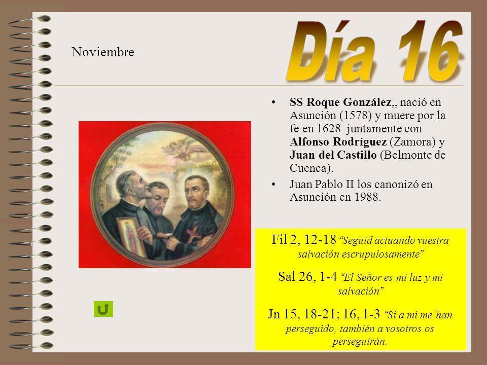 San José Pignatelli Nació en Zaragoza, 1737. Ingresó en la Compañía en 1751 y ordenado en 1762. Trabajó por la restauración de la Compañía. Desde 1803