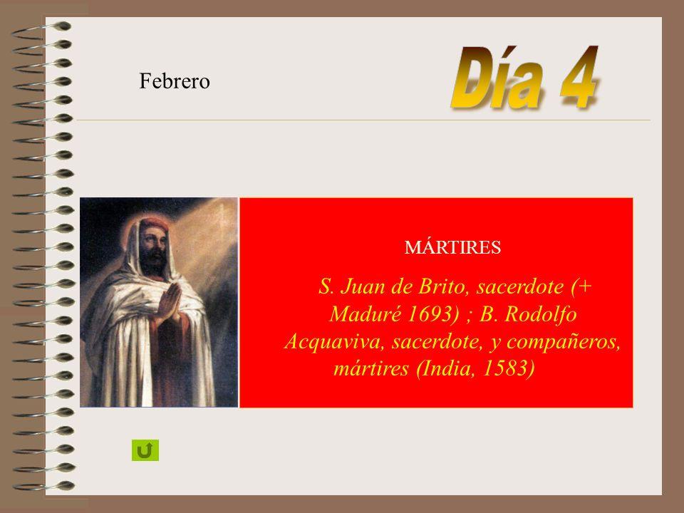 MÁRTIRES SS. Juan Ogilvie, sacerdote (Escocia, 1579-1615); Esteban Pongrácz, Melchor Grodziecki, sacerdotes, y Marcos Križevci, canónigo de Esztergom