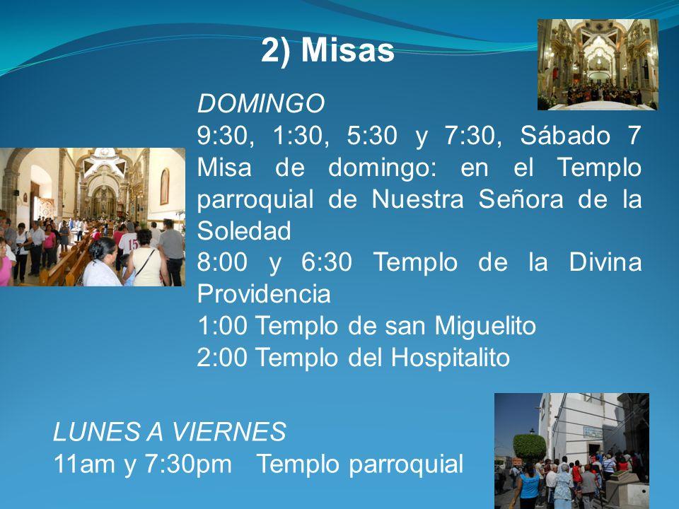 El responsable de esta parroquia, desde el 8 de febrero de 2006 es el Sr. Cura, Dr. Félix Castro Morales, originario de San Antonio de Bernales, Mpio.