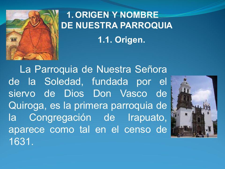 Parroquia de nuestra Señora de la Soledad Sagrario de la Diócesis de Irapuato Ramón corona 112-Plaza de los Fundadores, Centro C. P. 36 500 Irapuato,