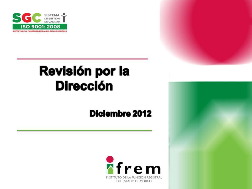 Auditoría Externa Alcance de la Auditoría DIRECCIÓN TÉCNICO-JURÍDICA PROCESO Recepción de asuntos en materia jurídica relacionados con las actividades del IFREM.