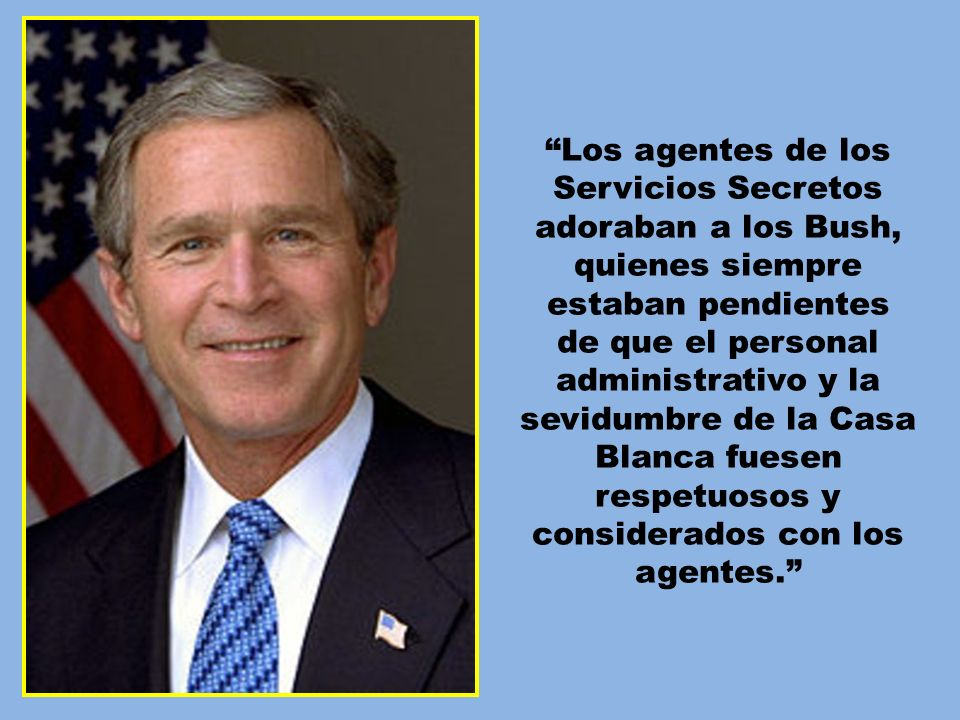 GEORGE Y LAURA BUSH