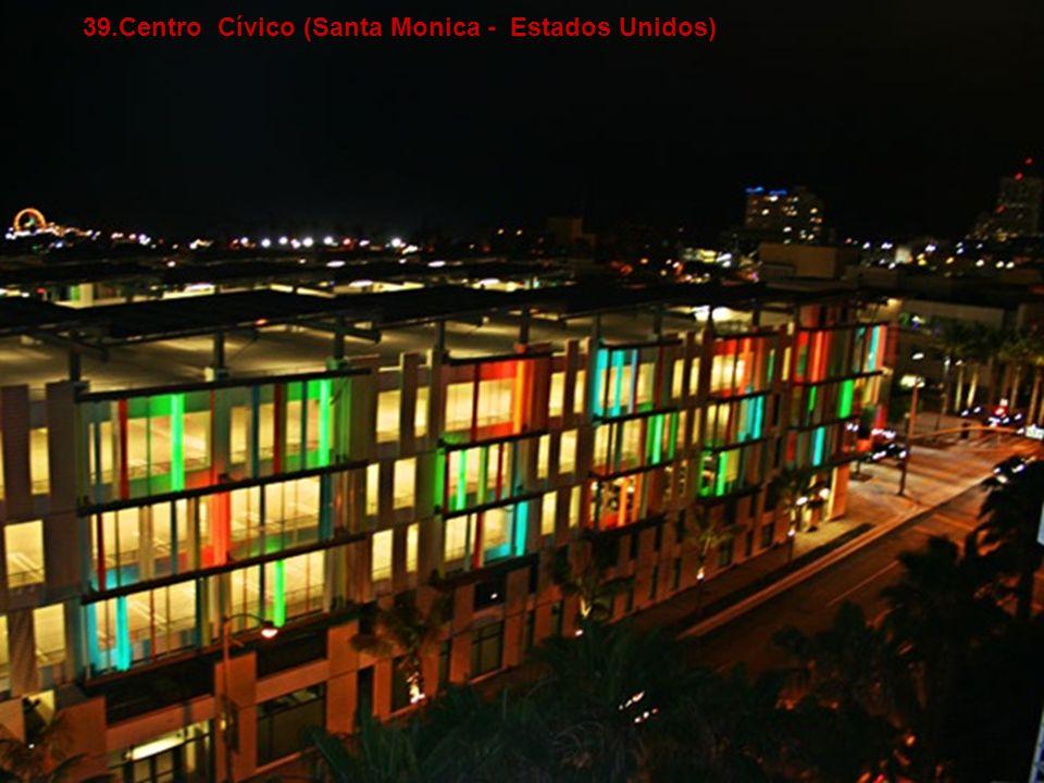 38. Zenith Europeo (Strasbourg, Francia)