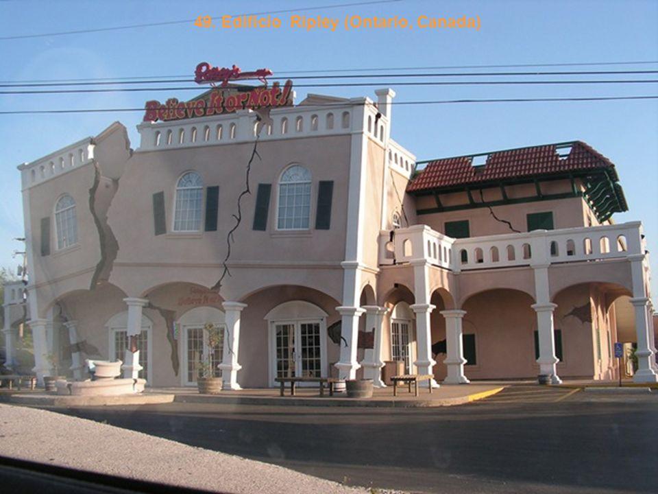 48. Biblioteca Geisel (San Diego, California, Estados Unidos)