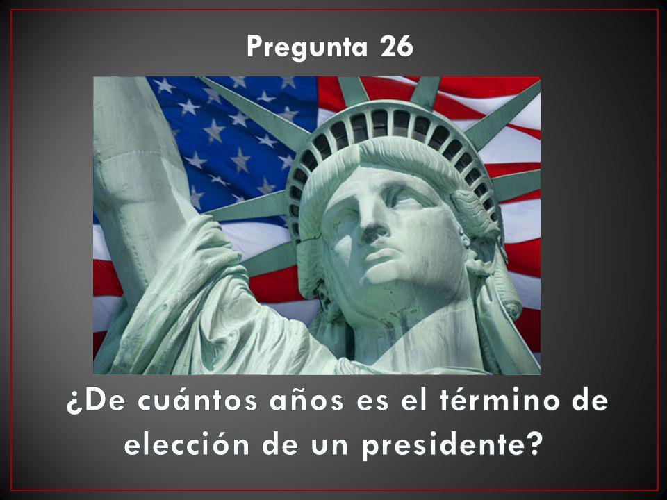Pregunta 26