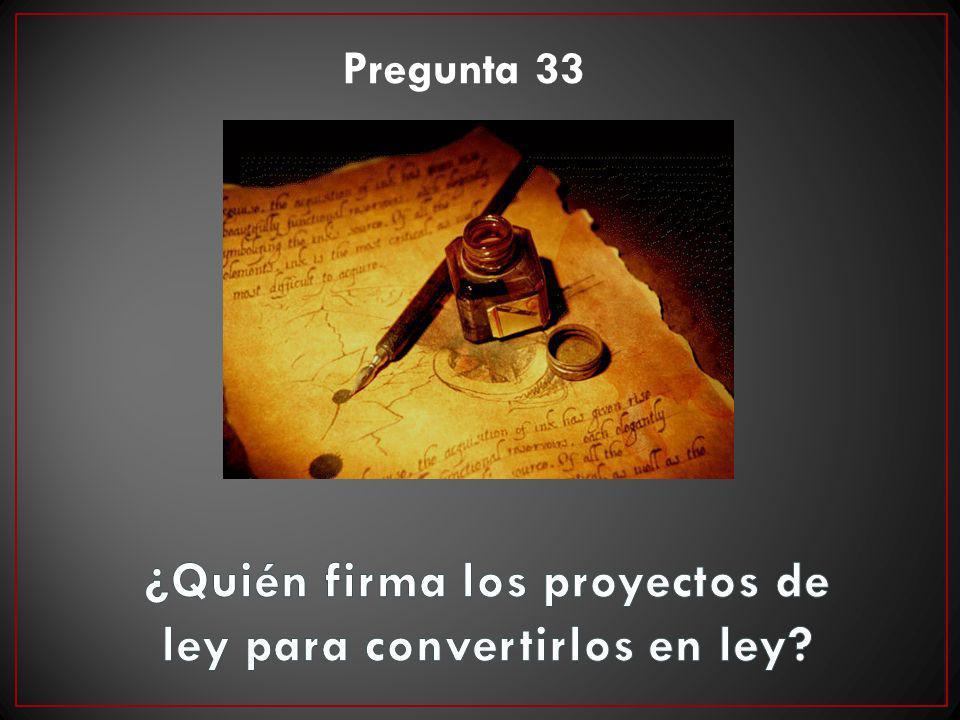 Pregunta 33