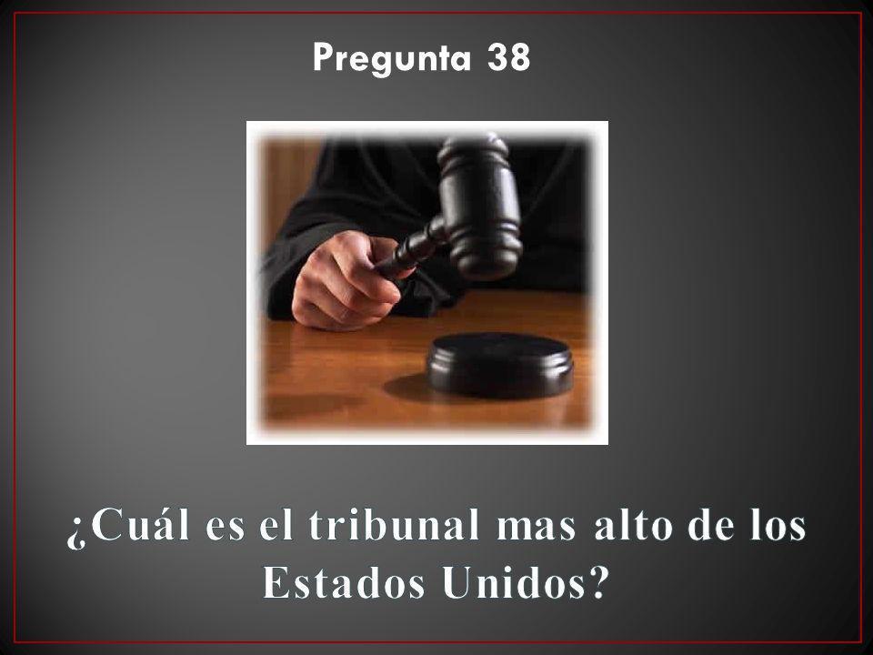Pregunta 38