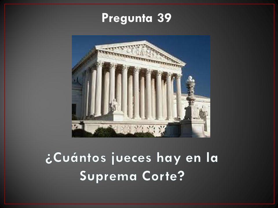 Pregunta 39