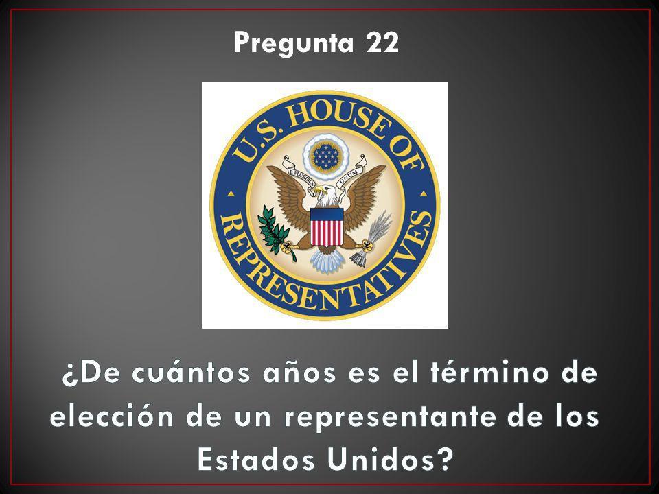 Pregunta 22