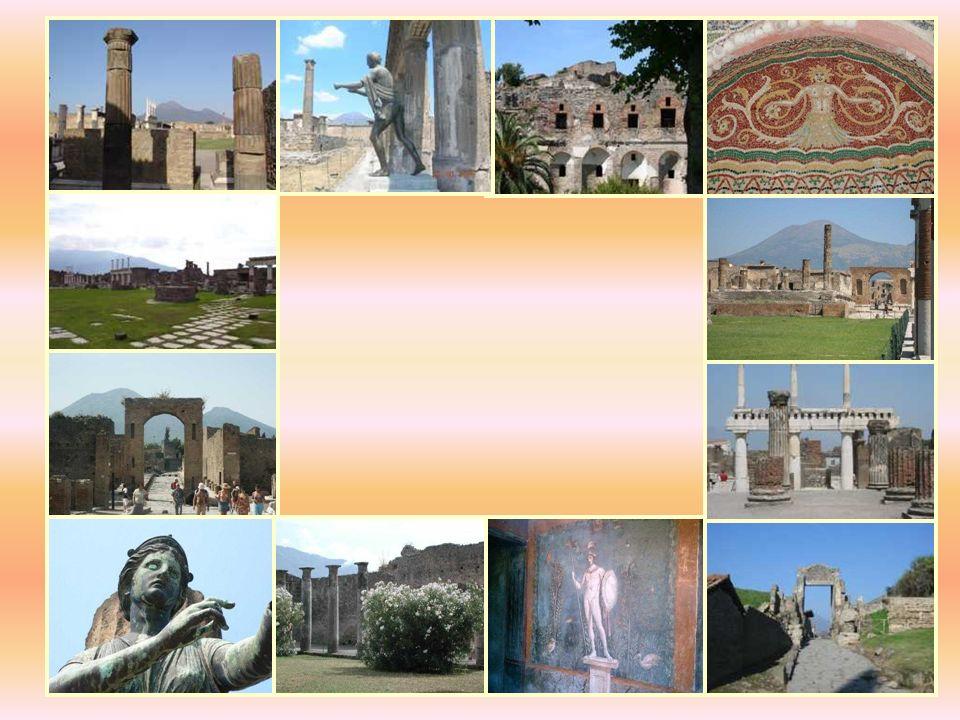 En la actualidad, Pompeya es uno de los grandes atractivos turísticos de Italia y una maravilla arqueológica única. Es parte del Parque Nacional del V
