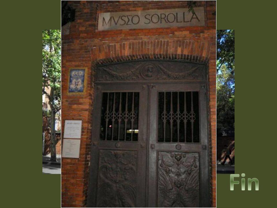 El antiguo palacete está situado en la calle General Martínez Campos 27.