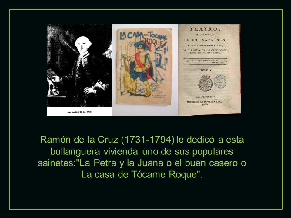 Se cuenta que la casa fue heredada por dos hermanos, Juan y Roque, que no se pusieron de acuerdo en nada.