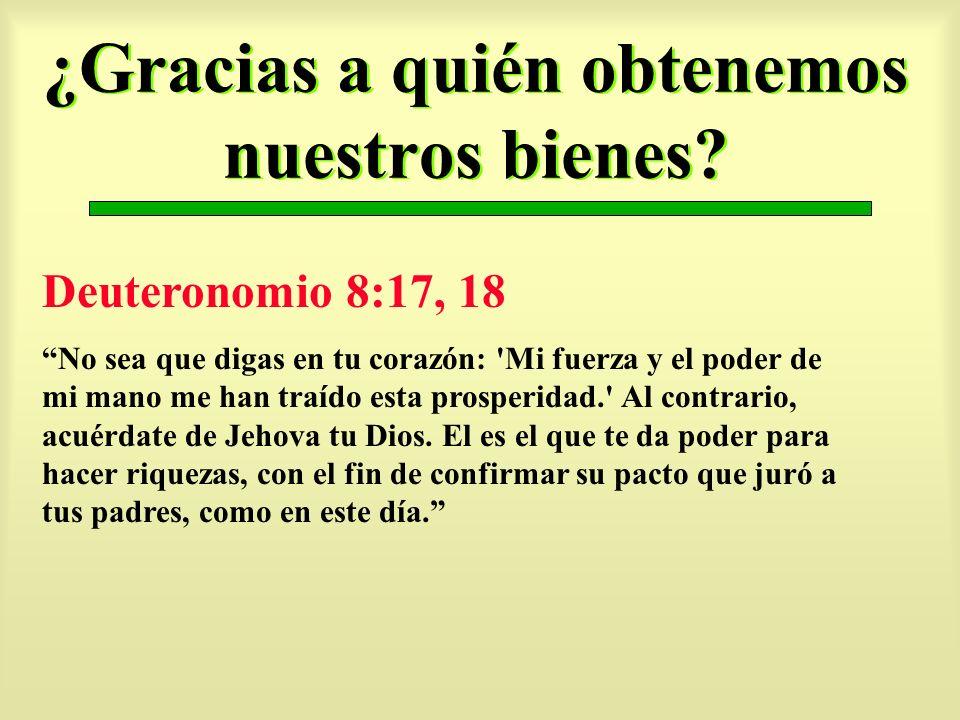 ¿Qué porción de nuestros ingresos pertenece a Dios.