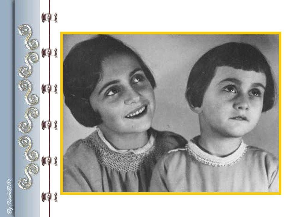 Otto Frank se traslada a Holanda en el verano de 1933..