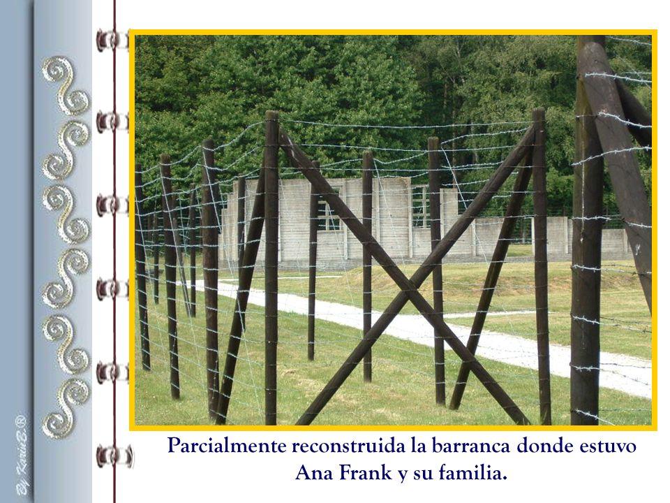 El campo de Westerbork Es un campo de tránsito, desde el cual se deporta a los campos de concentración y exterminio a judíos, gitanos y miembros de la resistencia holandesa.