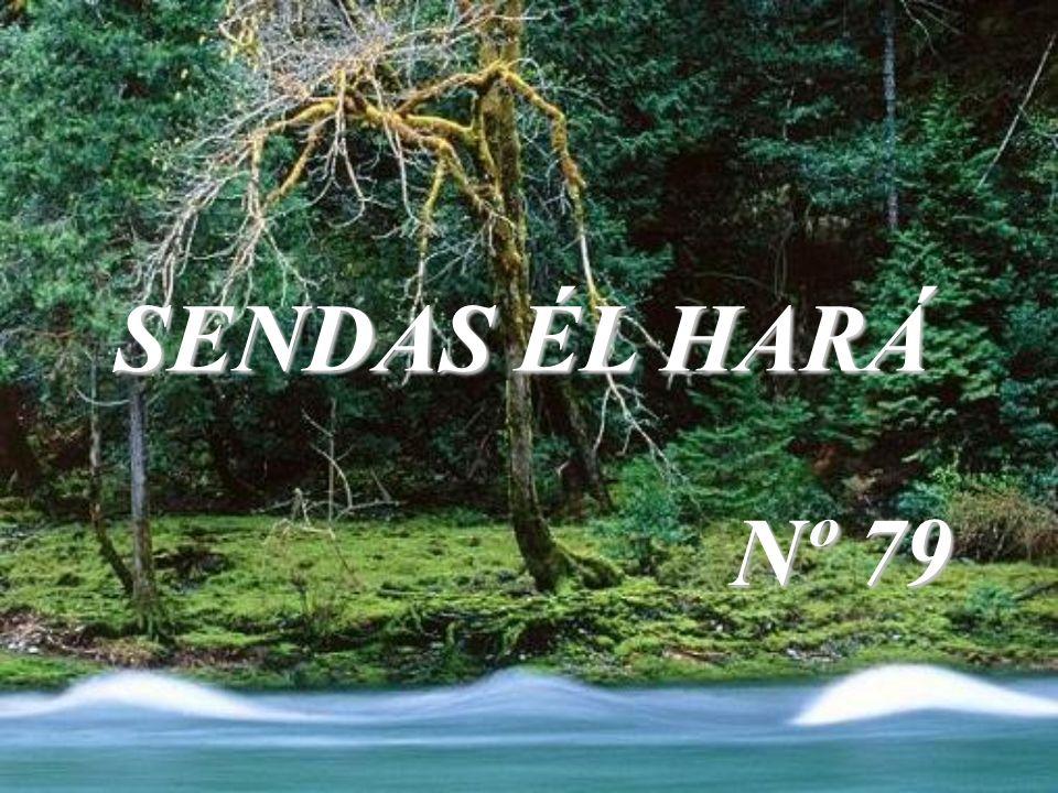 SENDAS ÉL HARÁ Nº 79