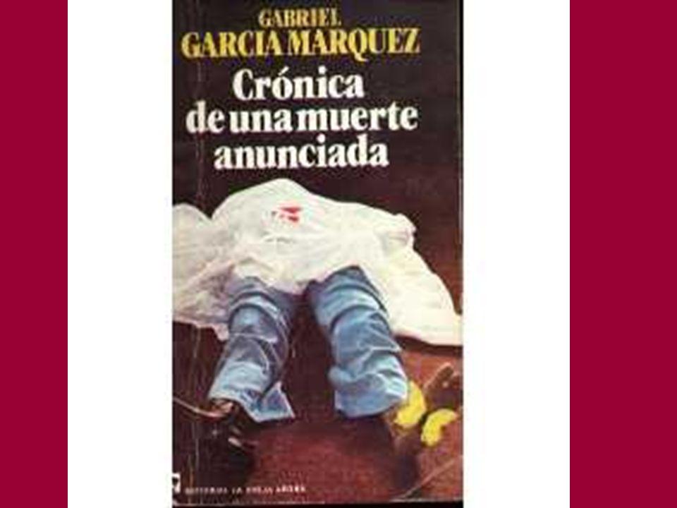 9.Victoria Guzmán y Divina Flor saben que los gemelos van a matar a Santiago Nasar.