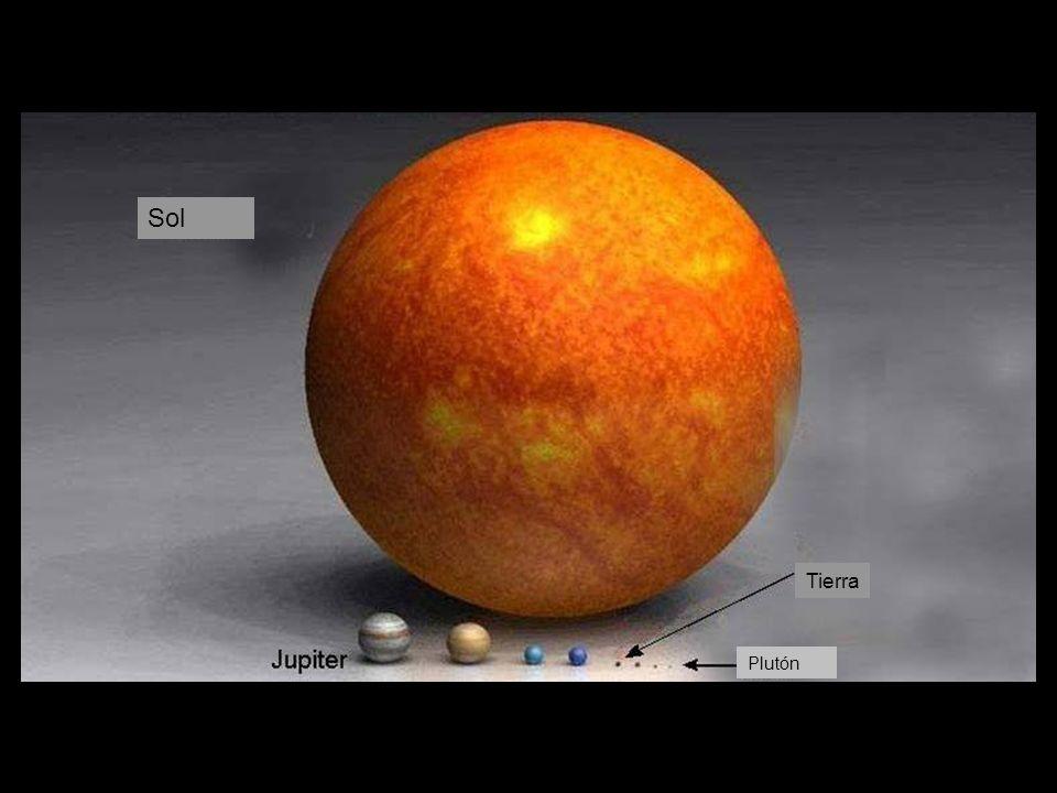 Tierra Plutón