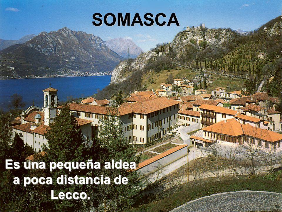 SOMASCA Es una pequeña aldea a poca distancia de Lecco.