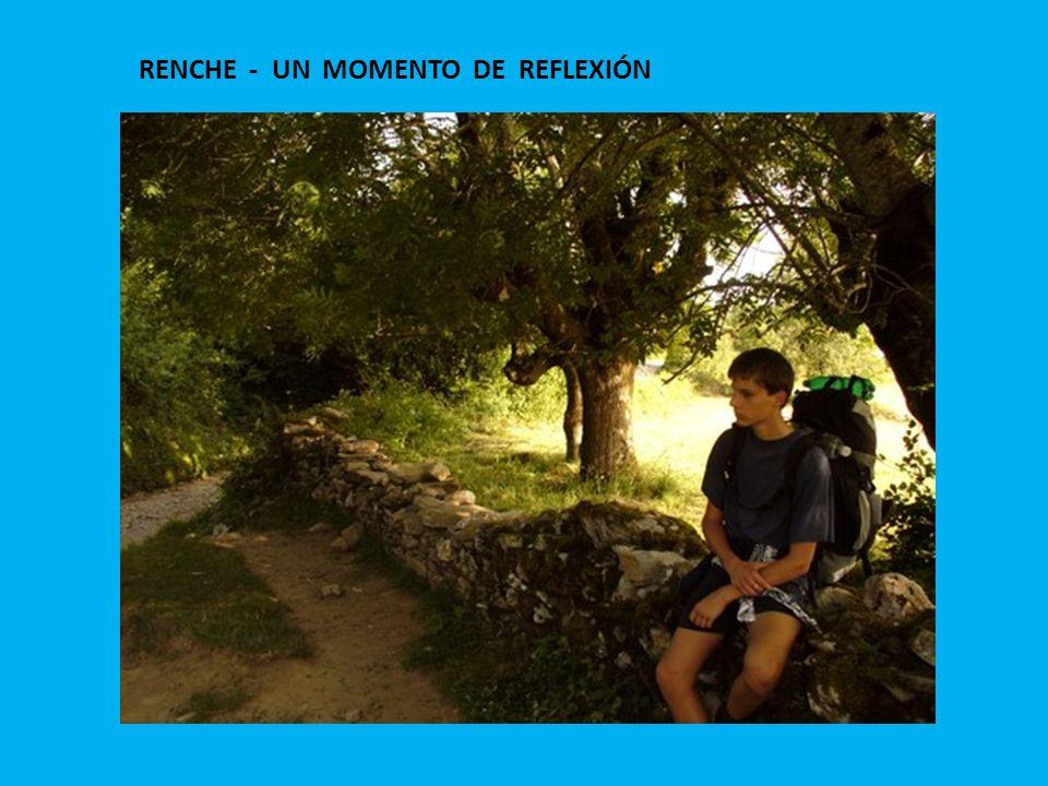 RENCHE - UN MOMENTO DE REFLEXIÓN