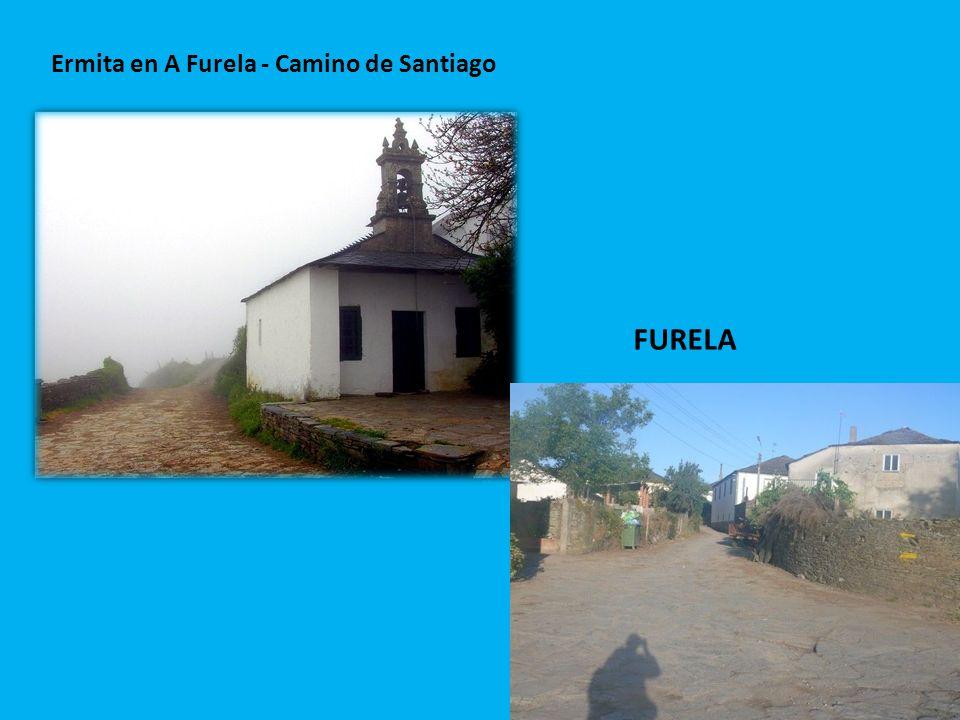 Ermita en A Furela - Camino de Santiago FURELA