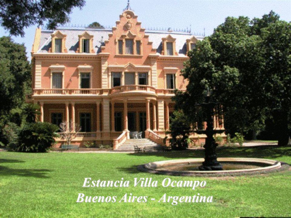 Estancia de noche Buenos Aires - Argentina