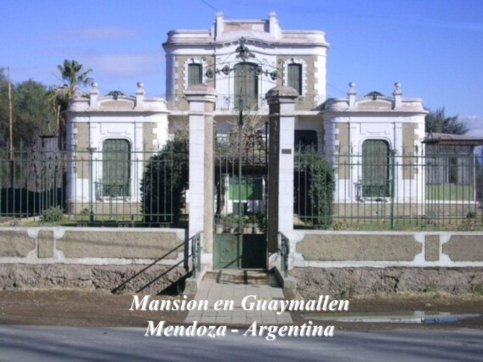 Mansion en Guaymallen Mendoza - Argentina