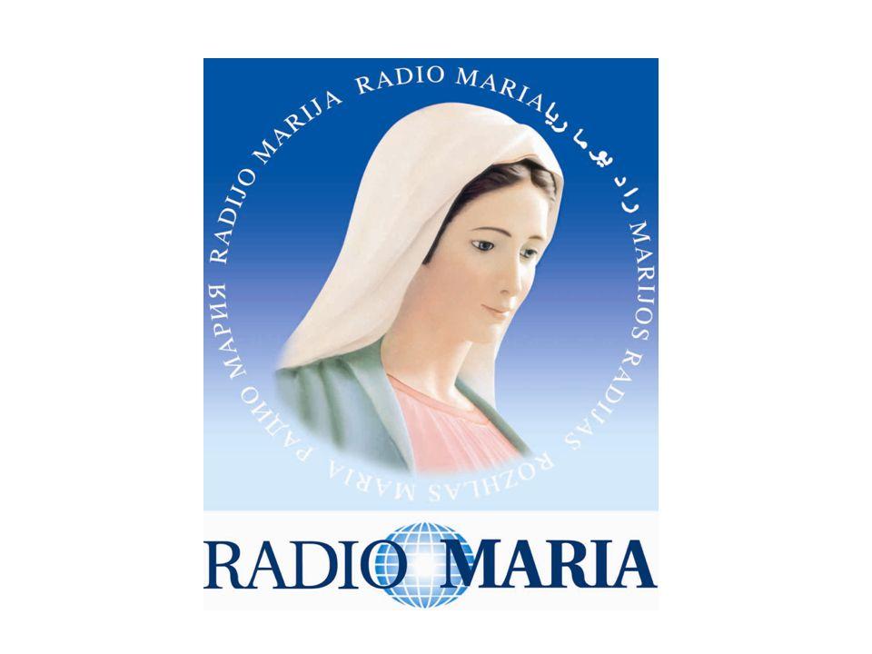 RADIO MARÍA A TRAVÉS DE LOS AÑOS PADRE LUCIANO, P.