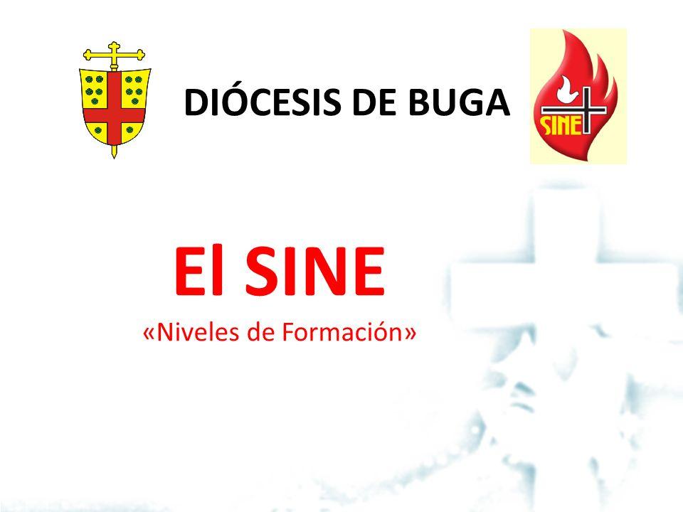 DIÓCESIS DE BUGA El SINE «Niveles de Formación»
