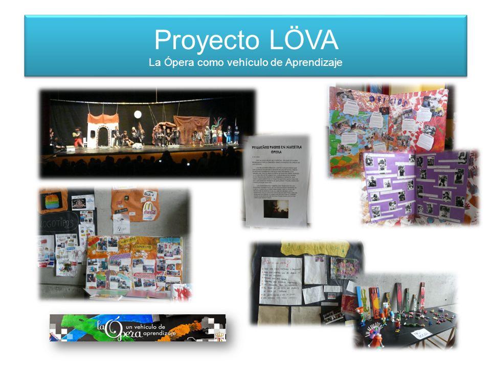 Proyecto LÖVA La Ópera como vehículo de Aprendizaje