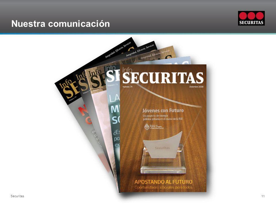 Grid Securitas 11 Nuestra comunicación
